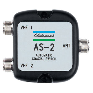 Shakespeare AS-2 Automatic Coaxial Switch
