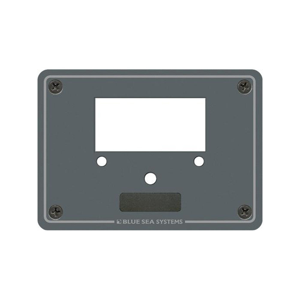 "Blue Sea 8013 Mounting Panel For (1) 2-3/4"" Meter"