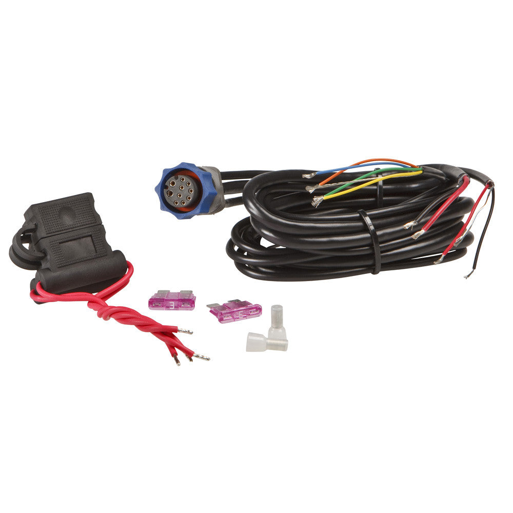 lowrance power cable w nmea marine electric systems rh marineelectricsystems net