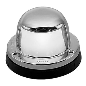 Perko Horizontal Mount Stern Light Chrome Plated