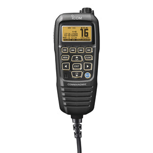 Icom CommandMic IV Black
