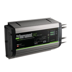 ProMariner ProTournament 240 elite Dual Charger - 24 Amp, 2 Bank