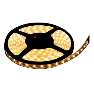 Lunasea Indoor Flexible Strip LED - Warm White - 5M/12V