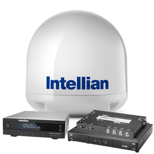 "Intellian i3 US System w/14.6"" Reflector, MIM Switch & DISH HD Receiver"