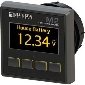 Blue Sea 1833 M2 DC Voltmeter