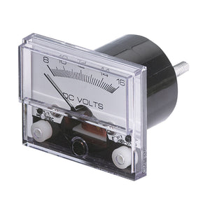 Paneltronics Analog AC Frequency Meter - 55-65 Hz