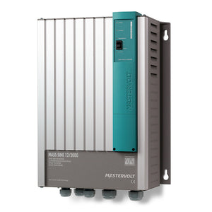 Mastervolt Mass Sine Wave Inverter 12/2000 (230V/50Hz)