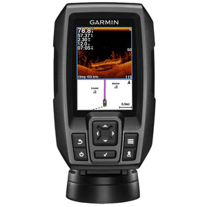 Garmin STRIKER 4 FishFinder w-4-Pin, 77-200kHz TM Transducer
