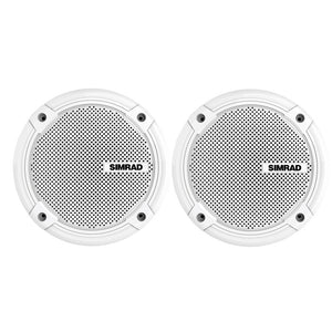 "Simrad 6.5"" Marine Speakers - 200W"