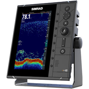 "Simrad S2009 9"" Fishfinder w/Broadband Sounder™ Module & CHIRP Technology"