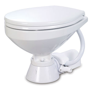 Jabsco Electric Marine Toilet - Compact Bowl - 12V