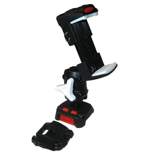 Scanstrut ROKK Mini Kit w/Universal Phone Clamp, Adjustable Arm  Screw Down Surface Base