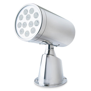 Marinco Wireless LED Stainless Steel Spotlight - No Remote
