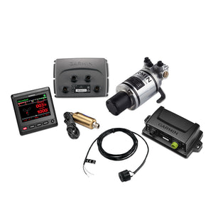 Garmin Compact Reactor 40 Hydraulic Autopilot w-GHC 20 and Shadow Drive Pack