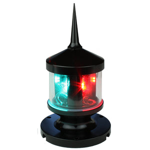 Lunasea Tri-Color-Anchor-Strobe LED Navigation Light