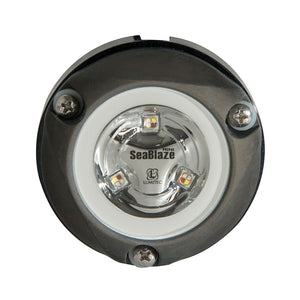 Lumitec Zambezi Mini Surface Mount Underwater Light - Spectrum Full-Color RGBW