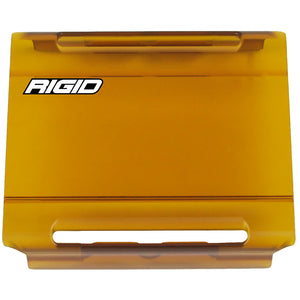 "RIGID Industries E-Series Lens Cover 4"" - Amber"