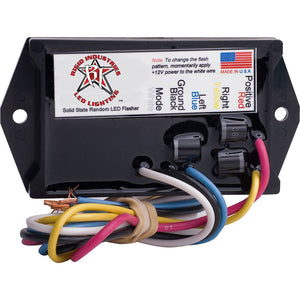 RIGID Industries 6 Amp 12V Flasher Kit