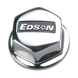 "Edson Stainless Steel Wheel Nut - 1""-14 Shaft Threads"