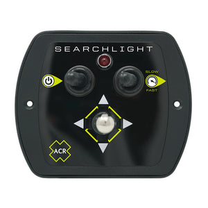 ACR Dash Mount Point Pad f/RCL-95 Searchlight