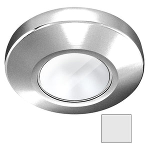 i2Systems Profile P1101 2.5W Surface Mount Light - Cool White - Brushed Nickel Finish