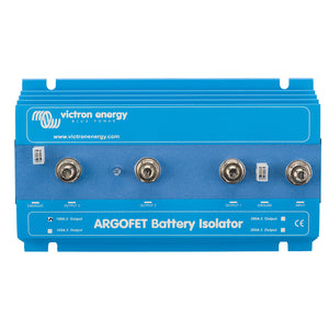 Victron Argo FET Battery Isolator - 100AMP - 2 Batteries