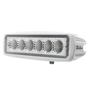 Hella Marine Value Fit Mini 6 LED Flood Light Bar - White