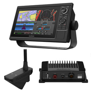Garmin GPSMAP 1022 Livescope Bundle