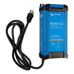 Victron Blue Smart IP22 12VDC 30A 1 Bank 120V Charger - Dry Mount