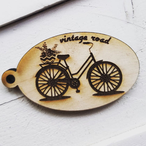Keychain - Bicycle