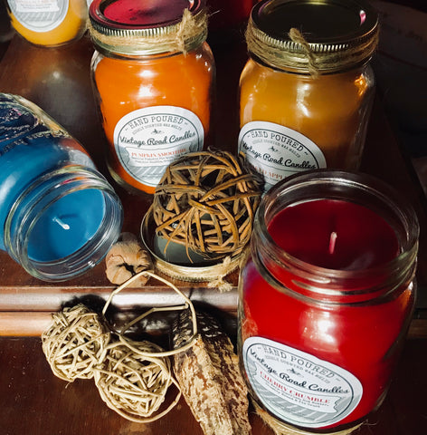 Baked Apple Pie - Pint Jar Candles
