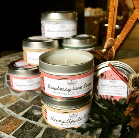 Winter Woods - 4 oz. Candle Tins