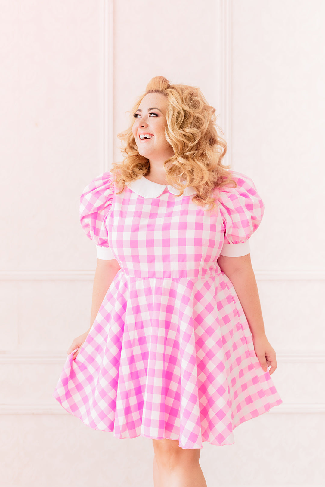 Gingham Party Dress *PRE-ORDER*
