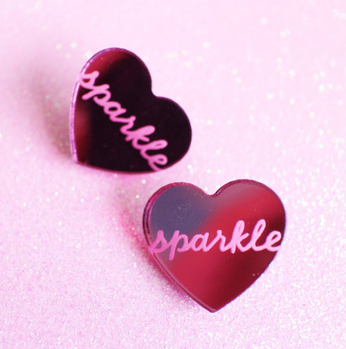 Sparkle Stud Earrings PRE-ORDER