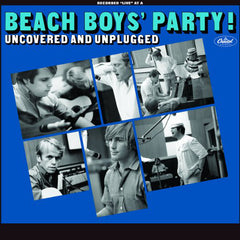 beach boys, beach boys party! uncovered and unplugged