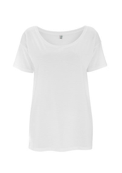 THE BASIC OVERSIZED TEE – White