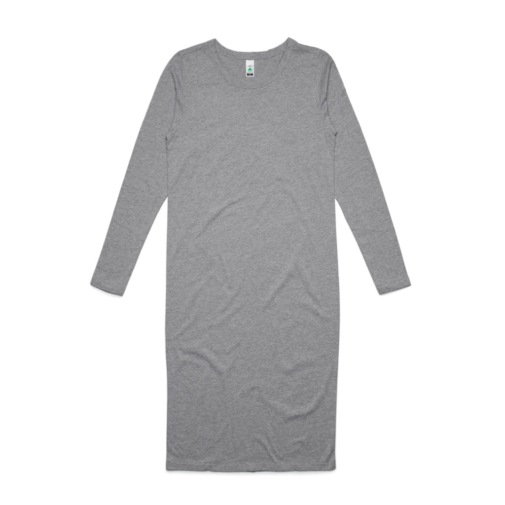 THE MUSE DRESS – Grey