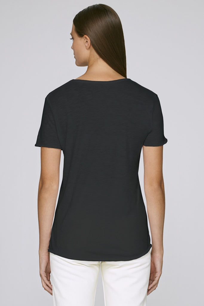 The MNML - affordable ethical clothing - the doillon tee - back