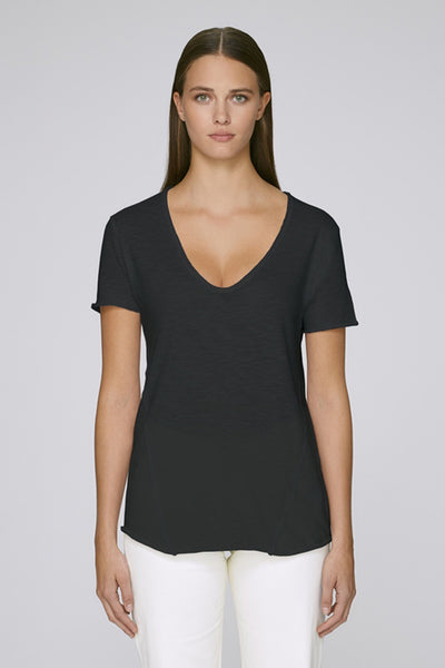 The MNML - affordable ethical clothing - the doillon tee - front