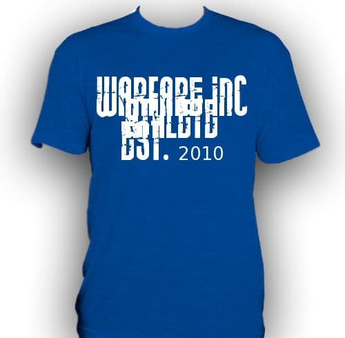 WARFARE INC ATHLETE