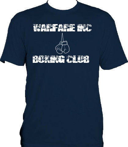 WARFARE INC BOXING CLUB