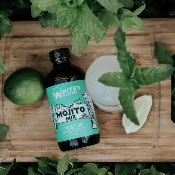 White's Elixirs Mojito Cocktail Mix