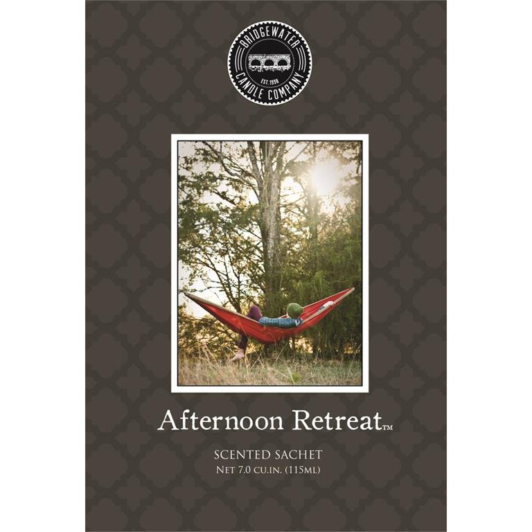 Bridgewater Sachet- Afternoon Retreat