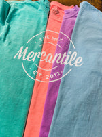 Mix Mercantile Badge Tee