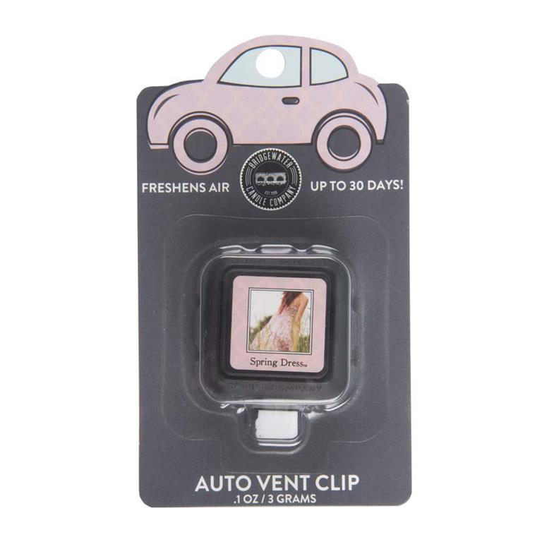 Bridgewater Car Vent Clip - The Mix Mercantile