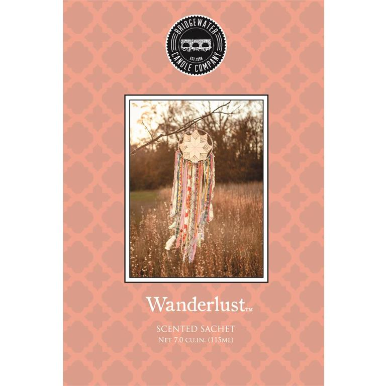 Bridgewater Sachet- Wanderlust - The Mix Mercantile