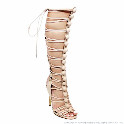 Nude Evelyn Boot
