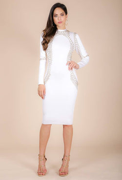 Zorana Embellished Dress