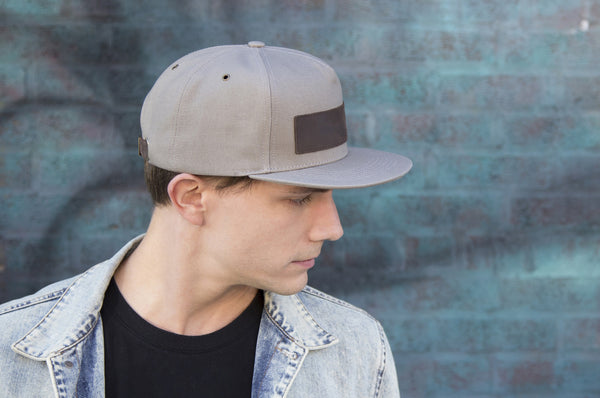 Papa Originals Olive grey canvas Cap, luxury snapback, men's and women's premium baseball hat. Model male boy hat casquette gorra