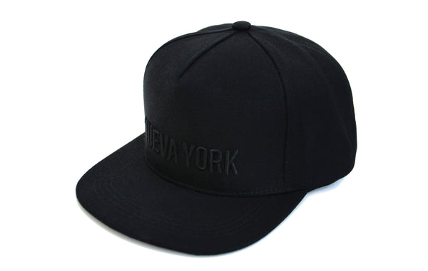 papa_originals_baseball_cap_all_black_nueva_york gorra gorra casquette hat